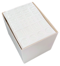 Universal Multipack Bumper Feet Sheets - Contents