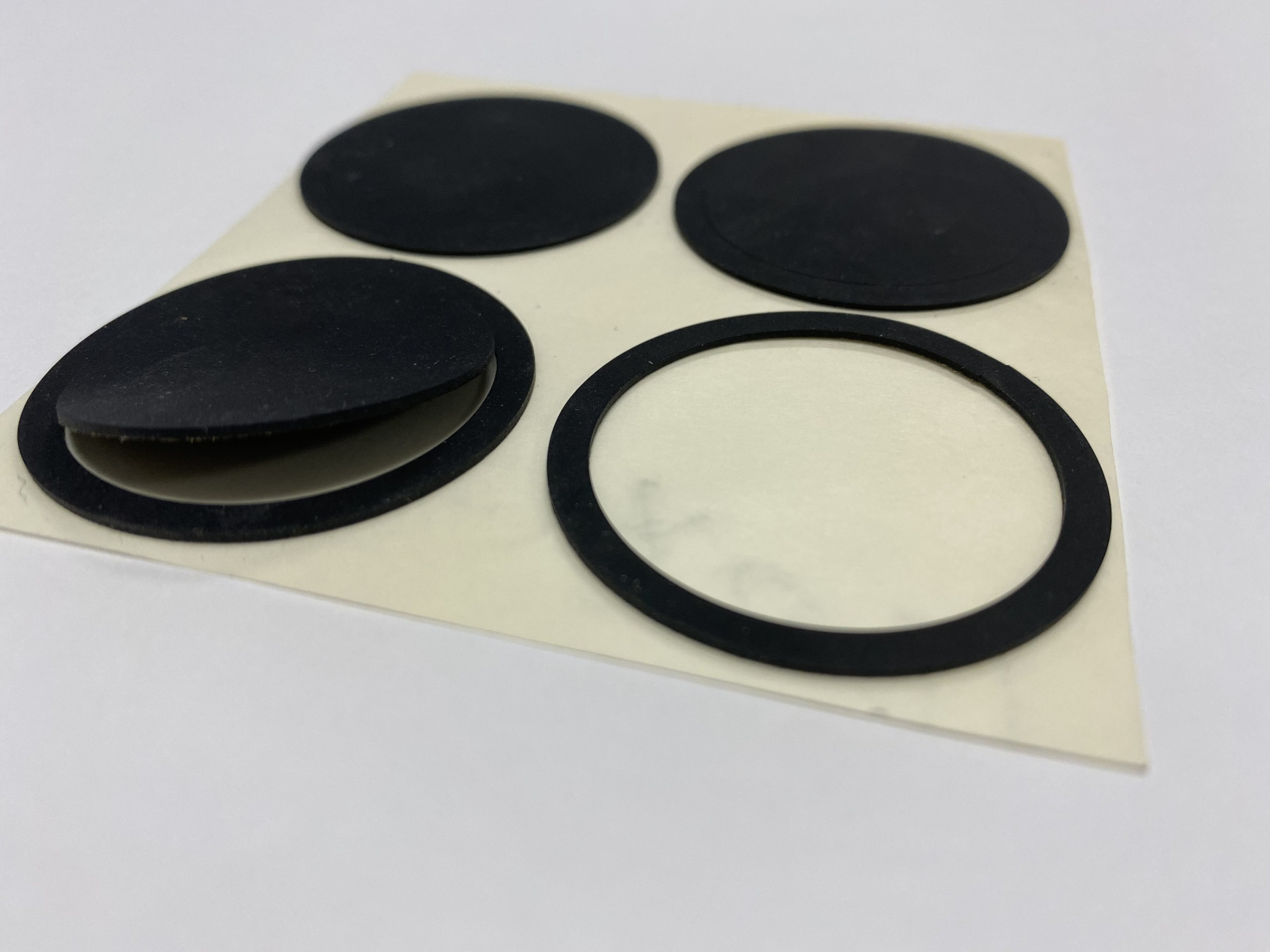 Die-Cut Polyurethane Gaskets/Spacers/Washers