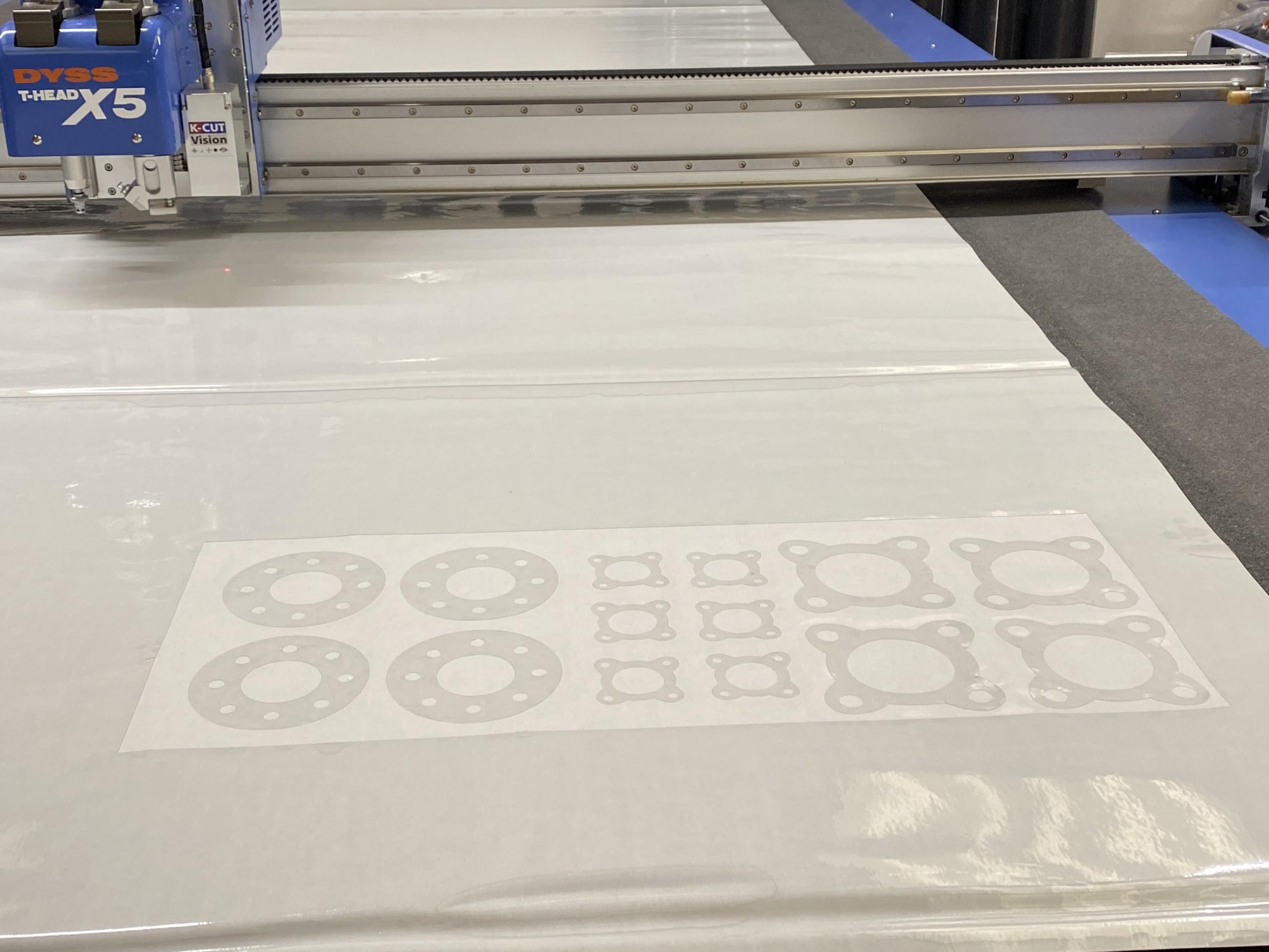 Eazi-Guard Bumper Tape Bespoke Cutting